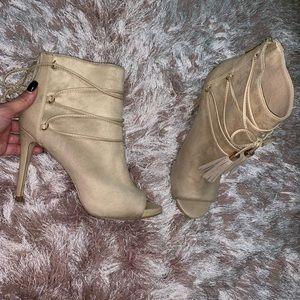 Bebe fall boots